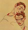 INCESTE FRÈRES Egon Schiele