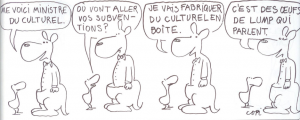 INTELLECTUEL culture en boîte