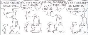 INTELLECTUEL culture en boîte