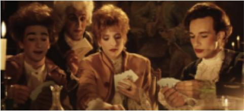 """Vidéo-clip """"Libertine"""" de Mylène Farmer"""