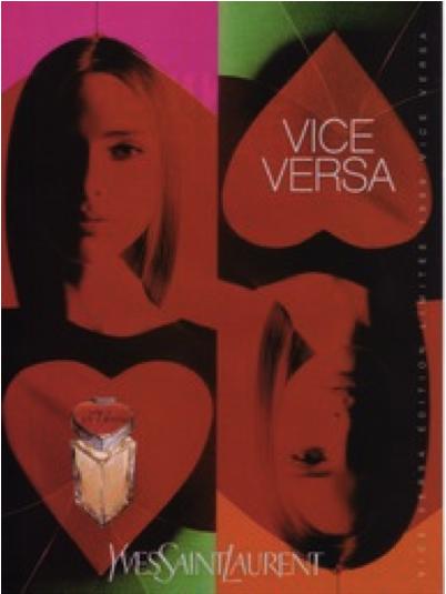 Publicité Vice Versa d'Yves Saint Laurent.png