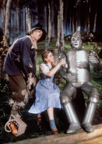 "Film ""The Wizard Of Oz"" (1939) de Victor Flemming"