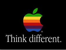 JE SUIS DIFFÉRENT 3 Apple