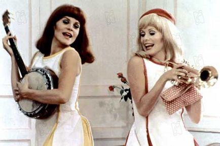 """Film """"Les Demoiselles de Rochefort"""" de Jacques Demy"""