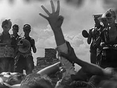 """Film """"Suddenly Last Summer"""" de Joseph Mankiewicz"""