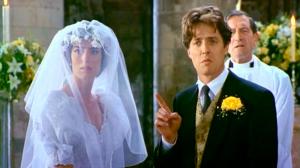 """""""Quatre mariages et un enterrement"""" de Mike Newell"""