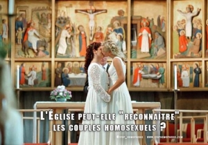 La revendication du mariage religieux
