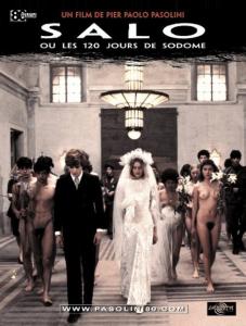 """Film """"Salò O Le 120 Giornate Di Sodoma"""" de Pier Paolo Pasolini"""