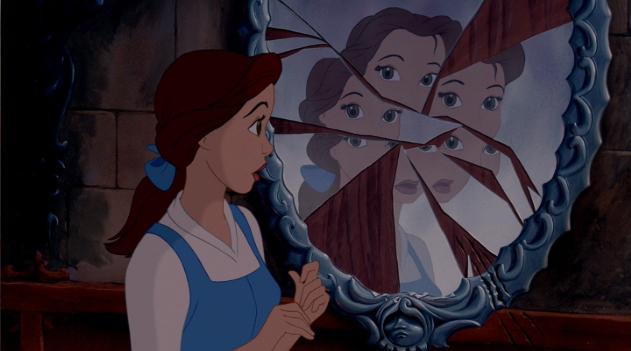 """Film """"La Belle et la Bête"""" de Walt Disney"""