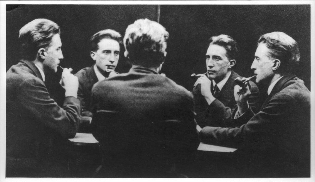 """Photo """"Five-Way Portrait Of Marcel Duchamp"""" (1917)"""