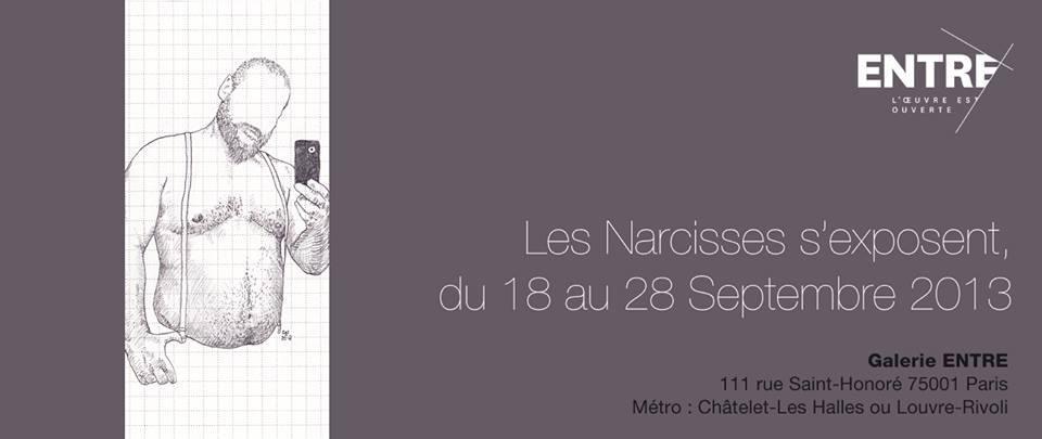 MIROIR Les Narcisses