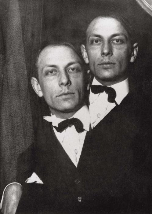 Photo Henri Michaud (1925) de Claude Cahun