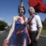 """Film """"Cupcake : A Zombie Lesbian Musical"""" (2010) de Rebecca Thomson"""