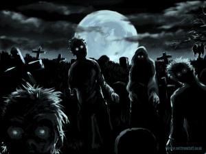 La nuit des morts-vivants...