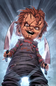 MORVEUX 1 Chucky