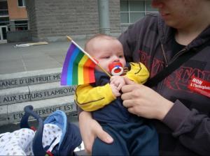 MORVEUX 8 Rainbow Flag
