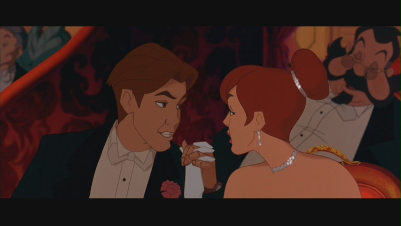 "Film ""Anastasia"" de Don Bluth et Gary Goldman"