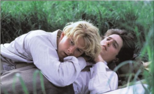 "Film ""Maurice"" de James Ivory"