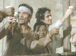 "Film ""Decamerone"" de Pier Paolo Pasolini"
