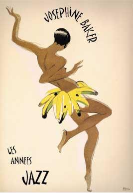 NOIR Baker Les Années Jazz