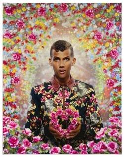 Stromae par Pierre et Gilles