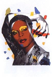 """Photos de travestis et trans noirs """"Ladies And Gentlemen"""" par Andy Warhol"""