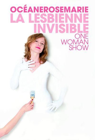 """Océane Rose-Marie, la """"Lesbienne invisible"""""""