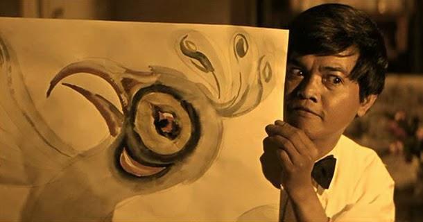 "Film ""Reflets dans un oeil d'or"" de John Huston"