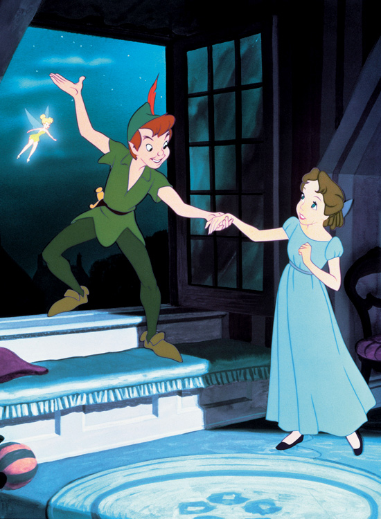 "Film ""Peter Pan"" de Walt Disney"