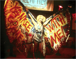 "Film ""Hedwig And The Angry Inch"" de John Cameron Mitchell"