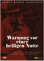 "Film ""Prenez garde à la sainte putain"" de Rainer Werner Fassbinder"