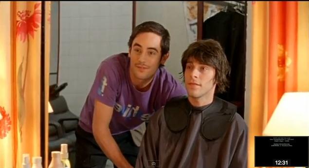 """Film """"Un beau jour, un coiffeur…"""" de Gilles Bindi"""