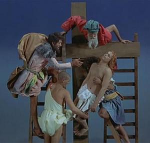 QUATUOR 11 Christ en croix