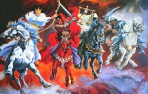 QUATUOR 6 Cavaliers
