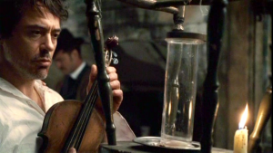 QUATUOR 9 Sherlock
