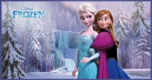 "Film ""La Reine des Neiges"" de Walt Disney"