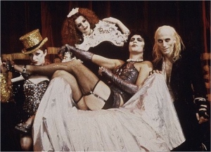 "Film ""The Rocky Horror Picture Show"" de Jim Sharman"
