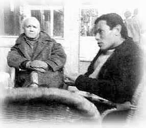Jean Genet et Abdallah