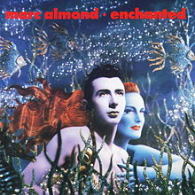 "Pochette de la chanson ""Enchanted"" de Marc Almond"