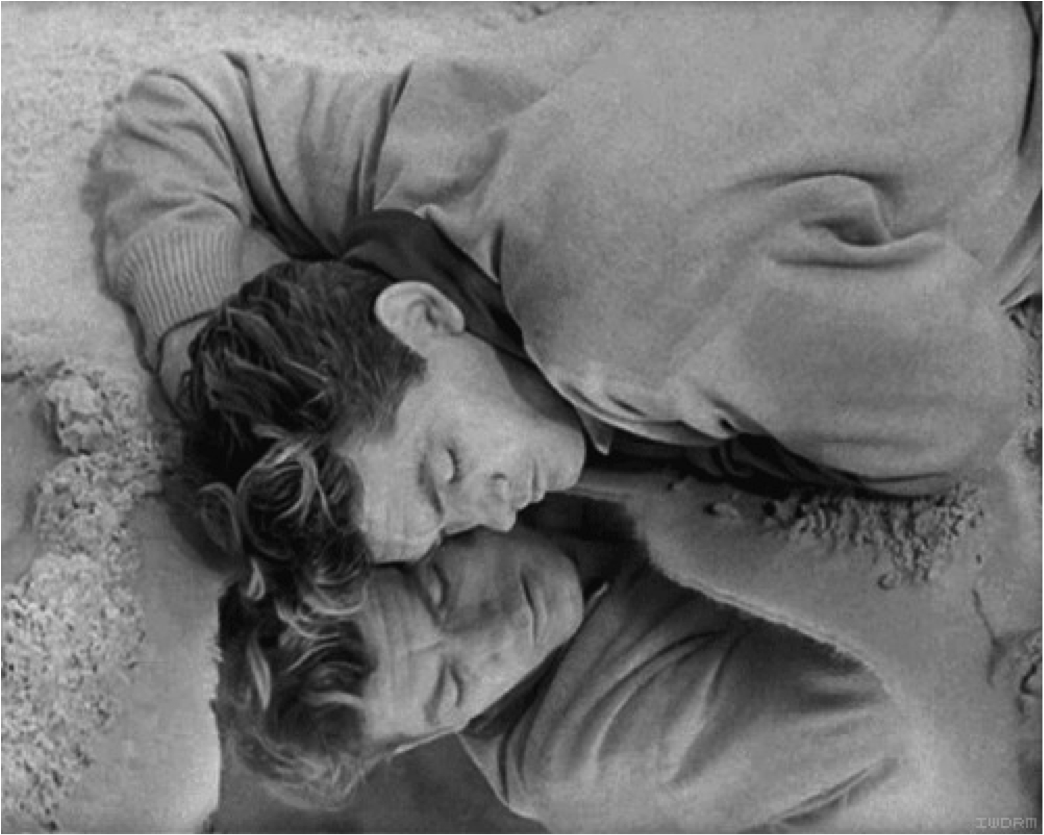 "Film ""Orphée"" de Jean Cocteau"