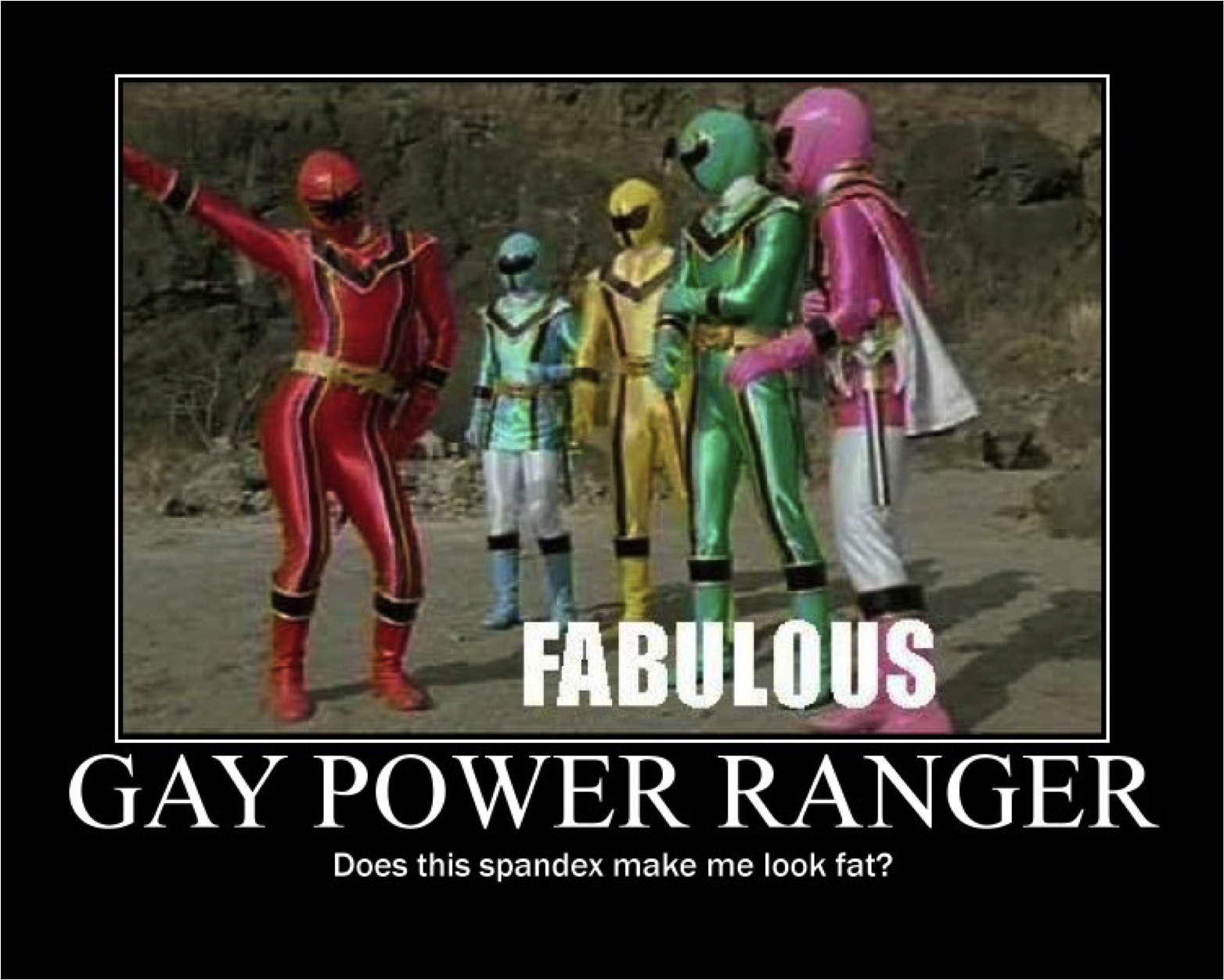 SUPER Powers Rangers