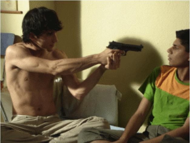 """Film """"Clandestinos"""" d'Antonio Hens"""