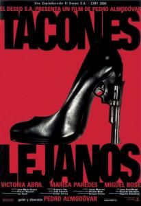 "Film ""Talons Aiguilles"" de Pedro Almodovar"