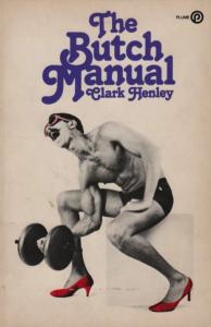 """""""The butch Manual"""" de Clark Henley"""