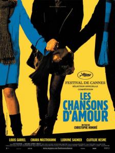 """Film """"Les Chansons d'amour"""" de Christophe Honoré"""