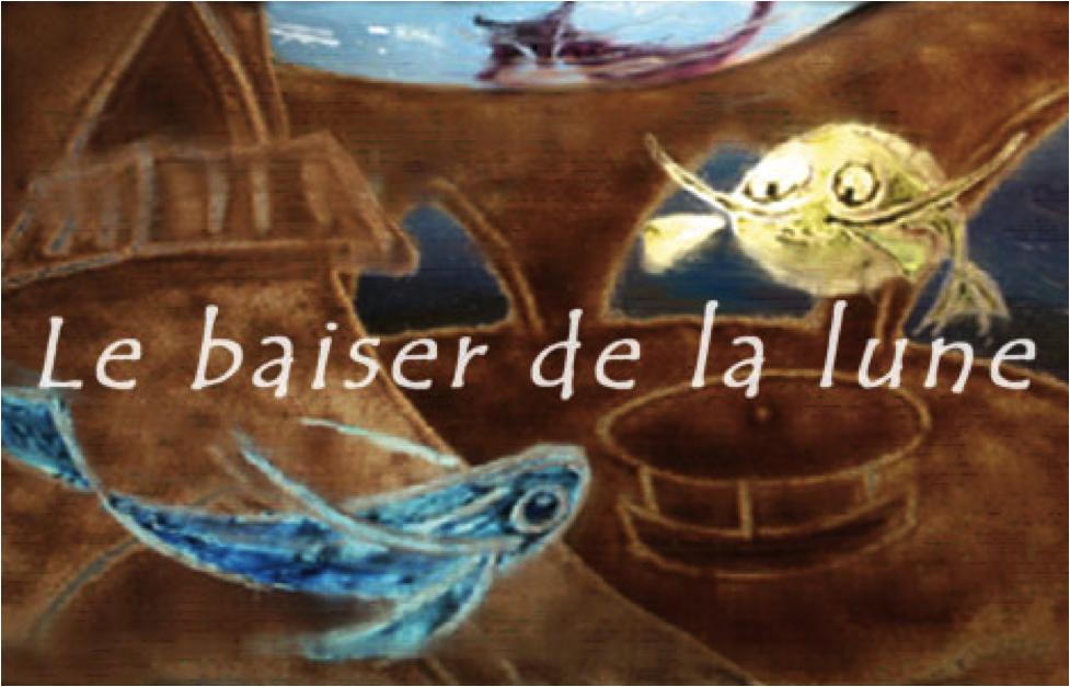 """Film """"Le Baiser de la Lune"""" de Sébastien Chatel"""