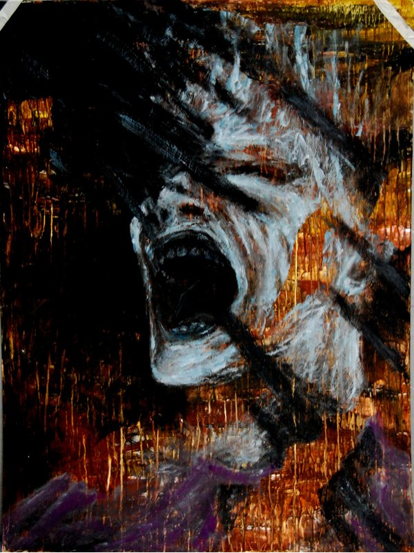 Toile de Francis Bacon