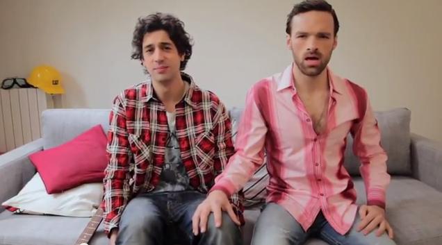 """Vidéo-clip de la chanson """"Mon coloc"""" de Max Boublil"""
