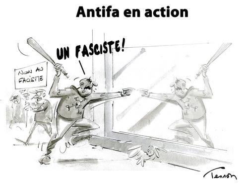 VOYEUR VU Antifas