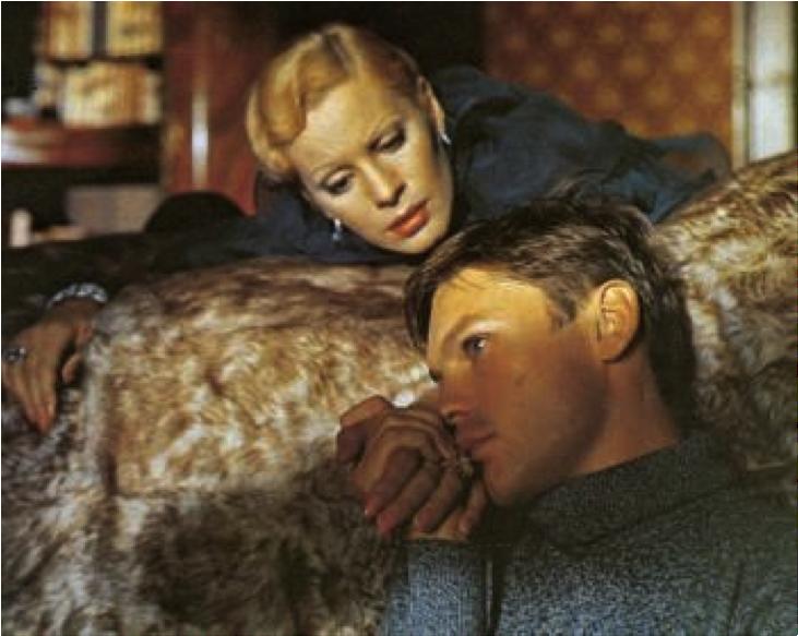 """Film """"Les Damnés"""" de Luchino Visconti"""